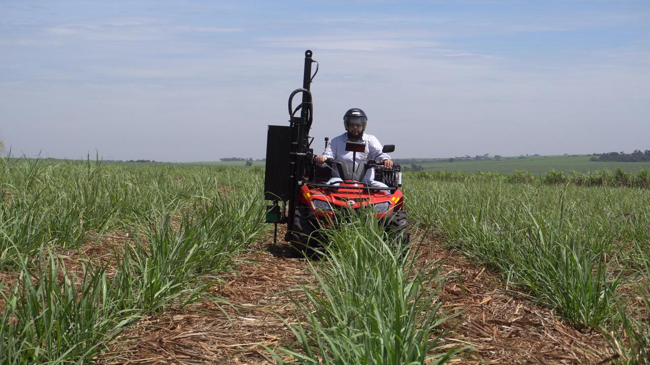 A agricultura de precisão na produção agrícola
