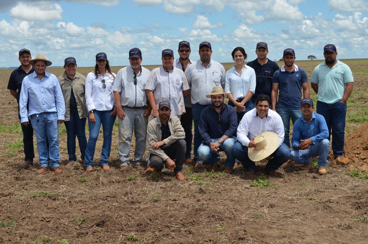 """Athenas pioneira no desenvolvimento de """"Zonas de Manejo"""" para as culturas de grãos com base no mapeamento dos solos"""